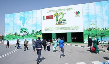 Le 12è SIAM ouvre ses portes au grand public après deux jours dédiés aux professionnels