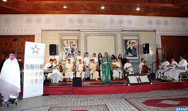 Fès : Vibrant hommage à l'icône de l'art du Malhoun, feu Haj Mohamed Bouzoubaâ