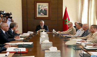 Abdelilah Benkirane préside le conseil d'administration de l'Agence de logements et d'équipements militaires (ALEM)