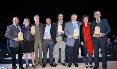 Remise à Agadir des 5ème Trophées Maroc du tourisme responsable