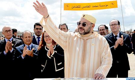 SM le Roi lance les travaux de construction de deux Centres médicaux de proximité-Fondation Mohammed V pour la Solidarité à Témara et à Rabat
