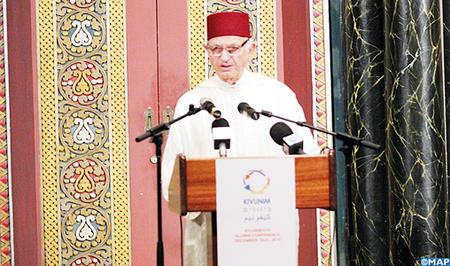 SM le Roi Mohammed VI adresse un message à l'occasion de la remise du Prix de la liberté Martin Luther King Jr-Rabbin Abraham Joshua Heschel, décerné à titre posthume à Feu Sa Majesté le Roi Mohammed V