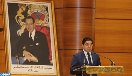 SM le Roi : Le règlement de la question d'Al-Qods nécessite une volonté politique réelle et un effort collectif concerté