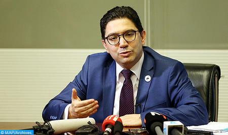 M. Bourita qualifie de développements gravissimes les provocations du polisario à l'est du dispositif de défense du Sahara marocain