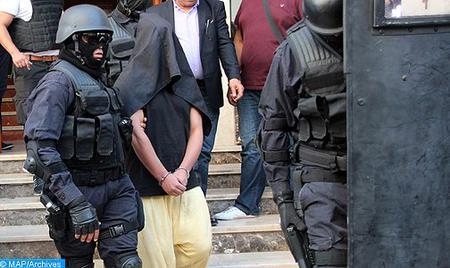 Le BCIJ démantèle une cellule terroriste composée de 7 membres alliés à Daech à Tanger et Meknès (Intérieur)