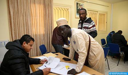 SM le Roi donne Ses Hautes instructions pour améliorer les conditions d'intégration des ressortissants étrangers, particulièrement africains