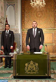 SM le Roi adresse un discours à la nation à l'occasion du 39è anniversaire de la Marche Verte (Texte intégral)
