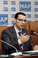 M. Khalid Samadi, secrétaire d'Etat chargé de l'enseignement supérieur et de la recherche scientifique