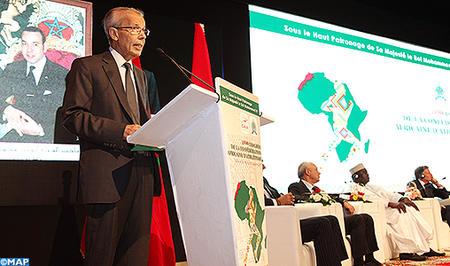 SM le Roi adresse un message aux participants au Congrès de la Confédération Africaine d'Athlétisme