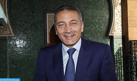 La Présidence du Comité de Candidature du Maroc pour le mondial 2026 attribuée par SM le Roi à My Hafid Elalamy