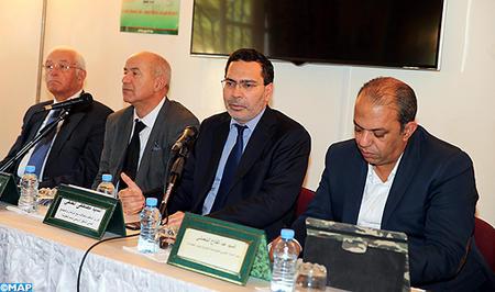 M. El Khalfi prône, à Salé, un discours convaincant basé sur des preuves historiques et juridiques pour plaider la cause du Sahara marocain