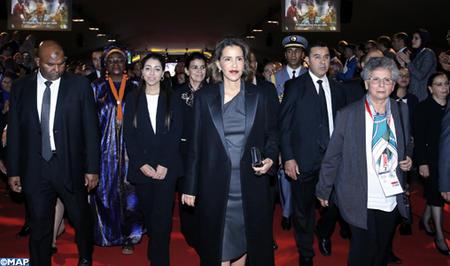 SAR la Princesse Lalla Meryem préside à Marrakech le lancement officiel de la campagne panafricaine Pour des villes africaines sans enfants en situations de rue