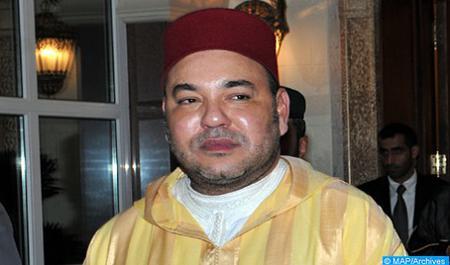Départ de SM le Roi pour les Emirats Arabes unis