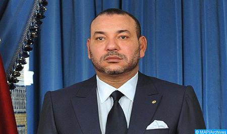 SM le Roi adresse un message de condoléances à la famille de feu Abdeljalil Fenjiro
