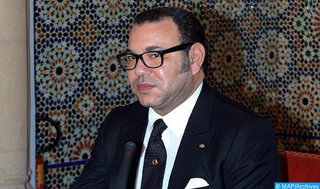 SM le Roi adresse un message au président du Comité des Nations Unies pour l'exercice des droits inaliénables du peuple palestinien