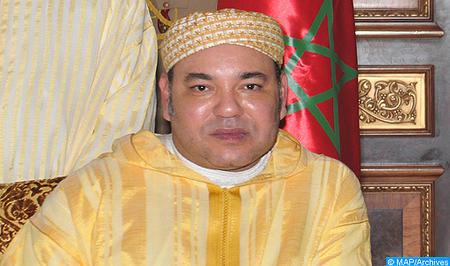 Aïd Al-Mawlid Al-Nabawi: SM le Roi adresse des messages de vœux et de félicitations aux chefs d'Etat des pays islamiques