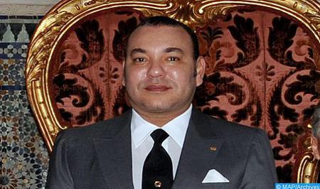 Fête du Trône: Message de félicitations à SM le Roi de la présidente de la République de Singapour