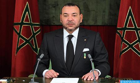 SM le Roi déclare la disposition du Maroc au dialogue « direct et franc » avec l'Algérie et propose la création d'un mécanisme politique conjoint