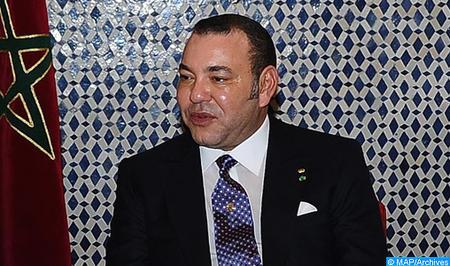 Message de félicitations du Président arménien à SM le Roi à l'occasion de la Fête du Trône