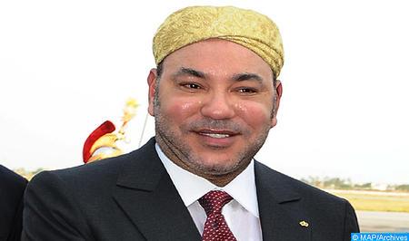 Fondation Mohammed V pour la Solidarité: SM le Roi lance à Rabat les travaux de construction d'un Centre de Formation dans les métiers de la maintenance et des énergies renouvelables