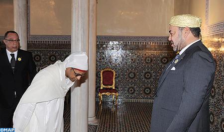 SM le Roi, Amir Al Mouminine, nomme Charif  Sidi Mohammed El Alaoui Chambellan de Sa Majesté