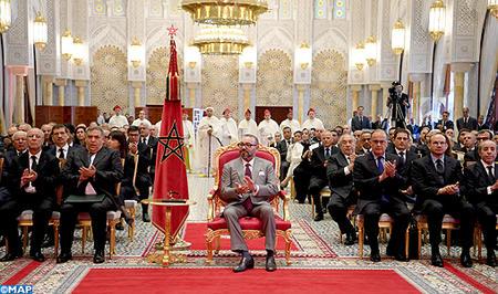 Nouvelle impulsion royale à l'attractivité socio-économique et à la vocation touristique des médinas de Rabat, Marrakech, Fès et Casablanca