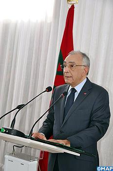 SM le Roi adresse un message à l'occasion de la commémoration du cinquième anniversaire du décès de Imad Ibn Ziaten, victime d'un acte terroriste