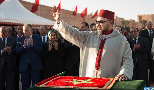 Visite Royale à Marrakech: De nouveaux projets pour une renaissance et un rayonnement international de l'ancienne médina