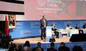 SM le Roi adresse un message aux participants au Forum Crans Montana