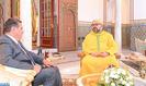 SM le Roi reçoit M. Aziz Akhannouch (communiqué)