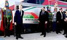"""SM le Roi et le Président français inaugurent le Train à Grande Vitesse """"Al BORAQ"""" reliant Tanger à Casablanca"""