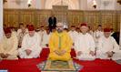 SM le Roi, Amir Al Mouminine, accomplit la prière du Vendredi à la mosquée Koutoubia à Marrakech