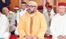 SM le Roi, Amir Al Mouminine, accomplit la prière du Vendredi à la mosquée Er-Rahma à Rabat