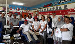 Côte d'Ivoire : Des membres de la diaspora marocaine font don de leur sang