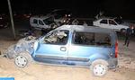 Marrakech: Le conducteur d'un véhicule léger blesse légèrement 11 personnes