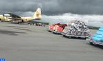 Arrivée à Antananarivo de l'aide humanitaire d'urgence octroyée à Madagascar sur très Hautes instructions de SM le Roi