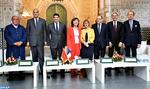 """Lancement à Casablanca du programme """"Cycle d'études franco-marocain +Régions 2021+"""""""