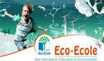 """Programme Eco-écoles : trois écoles reçoivent le label """"Pavillon vert"""" dans la province de Nador"""