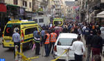 Au moins 23 morts dans une attaque contre des coptes en Egypte