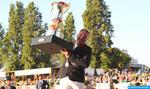 Concours officiel de saut d'obstacles: Le cavalier Ghali Boukaa remporte le Grand Prix SM le Roi Mohammed VI