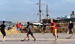 La Marina de Bouregreg au rythme de la 2-ème édition du Street Hockey