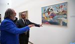 """Rabat: Vernissage de l'exposition """"Mogador'' à la galerie Bab Rouah"""