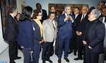 """Lancement à Rabat de la manifestation culturelle et artistique """"L'Afrique en Capitale"""""""