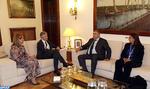M. Laftit s'entretient à Madrid avec le ministre espagnol de l'Intérieur