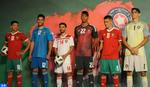 Mondial-2018: La FRMF dévoile le maillot officiel des Lions de l'Atlas