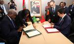 Le Maroc et l'UA signent l'accord de siège de l'Observatoire africain des migrations