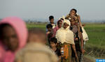 Près d'un demi-million de Rohingyas ont fui la Birmanie en un mois (ONU)