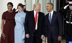 Barack Obama reçoit le Président élu Donald Trump à la Maison Blanche
