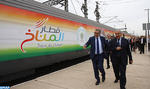 """ONCF : Le """"Train du Climat"""" fait escale à Meknès"""