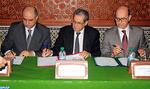 Signature de la charte d'institution du Comité Régional de l'Environnement des Affaires de Fès-Meknès
